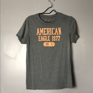 Men's American Eagle Outfitter small grey T-shirt